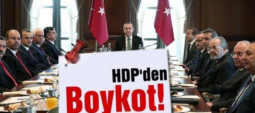 პროქურთულია პარტია თურქეთის პარლამენტს ტოვებს