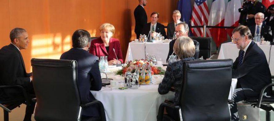 აშშ და ევროკავშირი რუსეთის სანქციების შენარჩუნებაზე შეთანხმდნენ