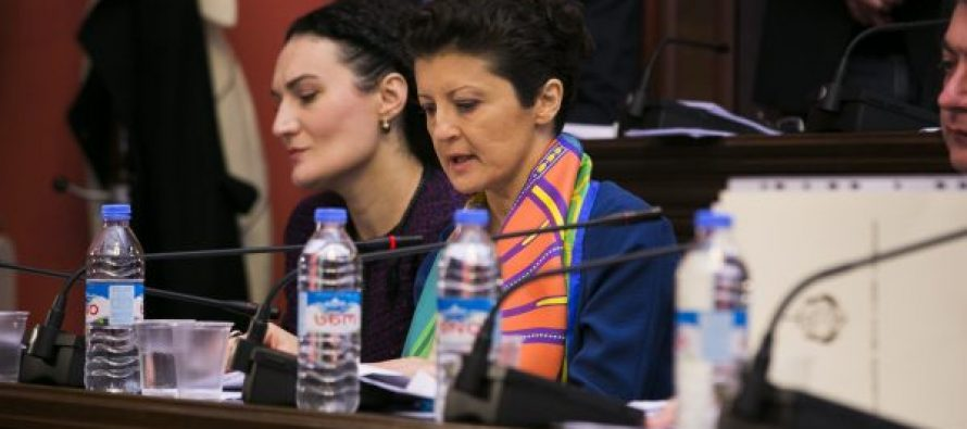 """იუსტიციის მინისტრი: """"ქალების ე.წ. წინადაცვეთა სპეციალური მუხლით დაისჯება"""""""