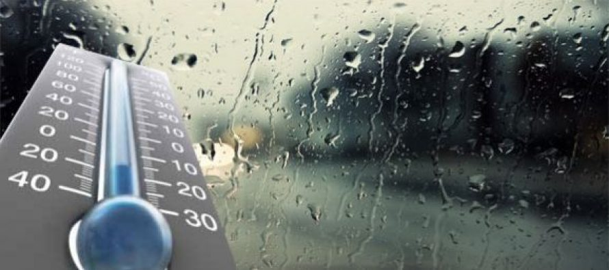საქართველოში დღეს ძლიერი ქარი და წვიმაა მოსალოდენლი