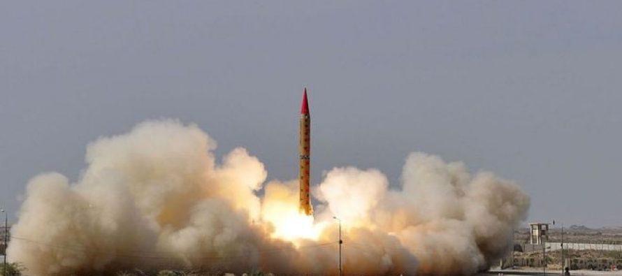 პაკისტანი ისრაელს ატომური იარაღით ემუქრება