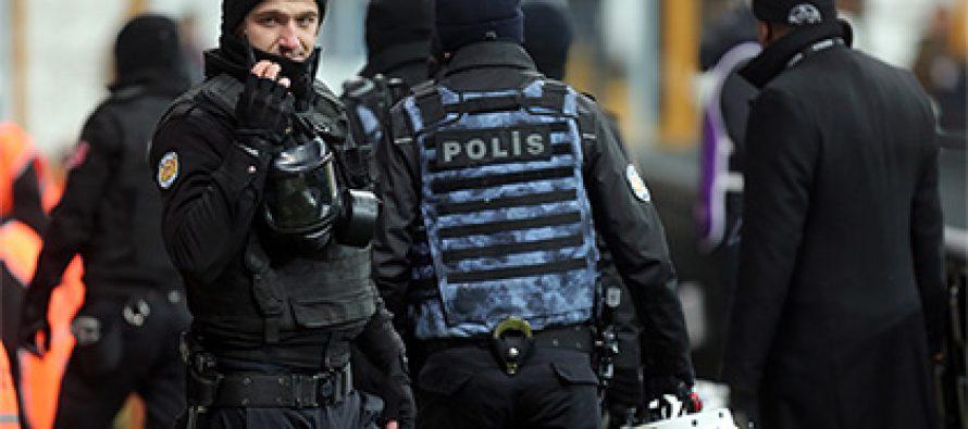 სტამბოლში 31 შესაძლო ტერორისტი  დააკავეს
