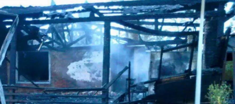 video გუდაუთის ერთადერთი კაფე ხანძარმა გაანადგურა