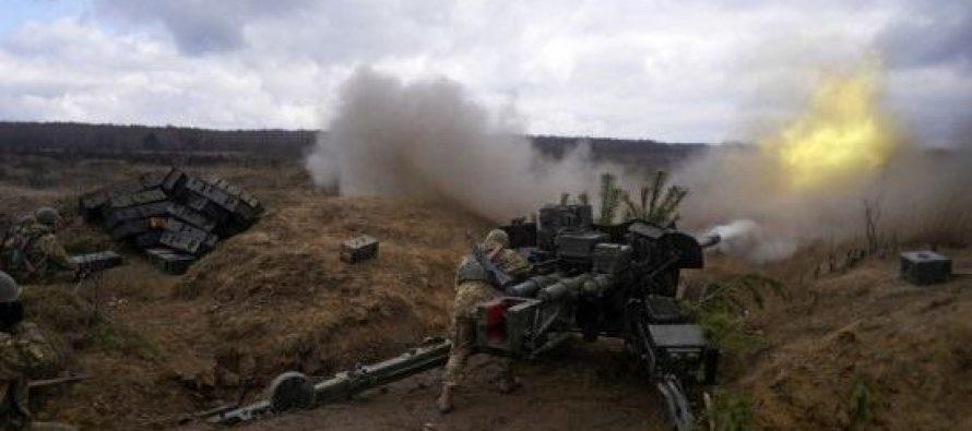 ბრძოლები დონბასში: რუსებმა უკრაინის არმიას – 6 მეომარი მოუკლეს