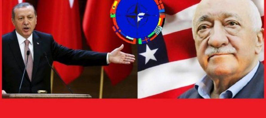 თურქეთი რუსი ელჩის მკვლელობას NATO-ს და გიულენს აბრალებს