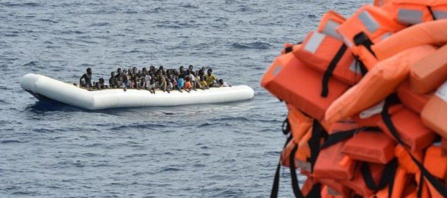 გაერო: წელს ხმელთაშუა ზღვაში 5000 მიგრანტი ჩაიძირა