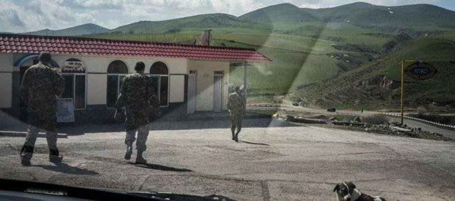 სომხეთის განცხადებით აზერბაიჯანის საზღვარზე სამი ჯარისკაცი დაიღუპა