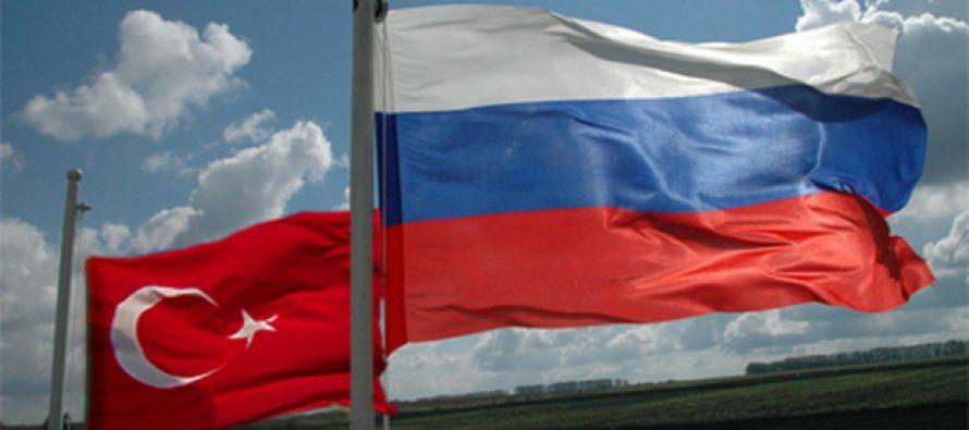 რუსეთმა თურქეთთან უვიზო რეჟიმის ამოქმედებაზე მოლაპარაკები შეაჩერა