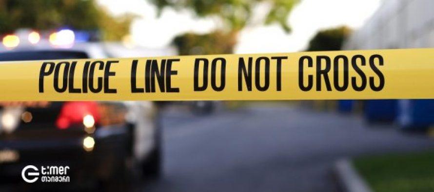 ხაშურში ახალგაზრდა კაცი მოკლეს