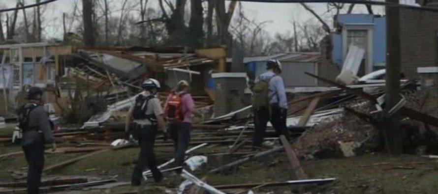 აშშ: ჯორჯიის შტატში უამინდობის გამო 11 ადამიანი გარდაიცვალა