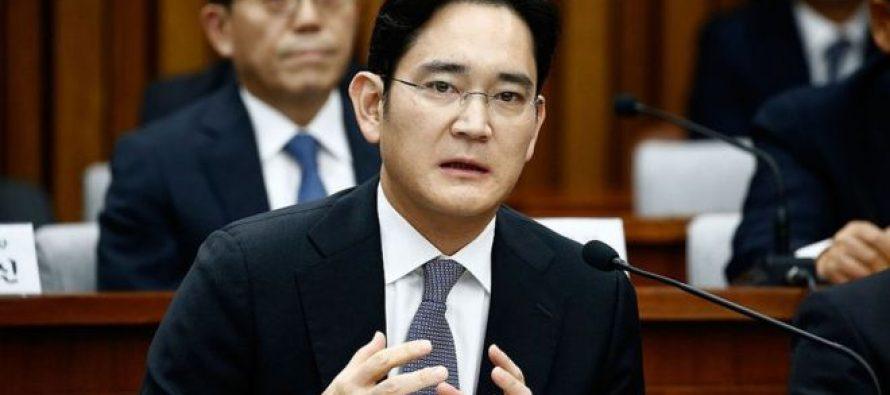 Samsung-ის ხელმძღვანელს კორუფციის საქმეზე დაკითხავენ