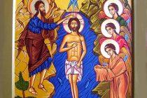 ნათლისღების ბრწყინვალე დღესასწაულს გილოცავთ