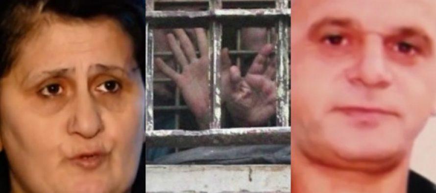 ენმ-ის წევრები დრანდის ციხეში დაპატიმრებული გიორგი ლუკავას მეუღლეს შეხვდნენ
