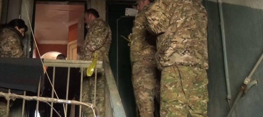 გორში სამხედრო მოსამსახურე გაგუდული იპოვეს