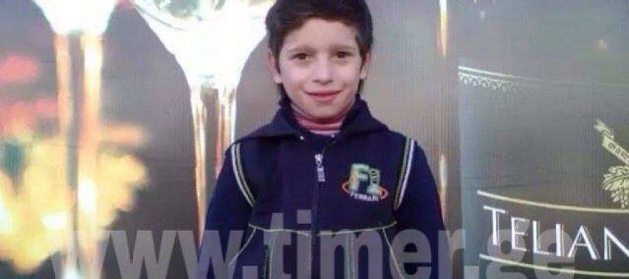 სენაკში 8 წლის ბავშვი უკვალოდ დაიკარგა