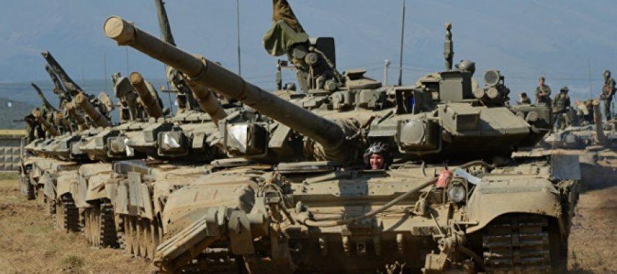 აფხაზეთისა და სამხრეთ ოსეთის თვითგამოცხადებულ რესპუბლიკებში რუსული სამხედრო წვრთნები დაიწყო