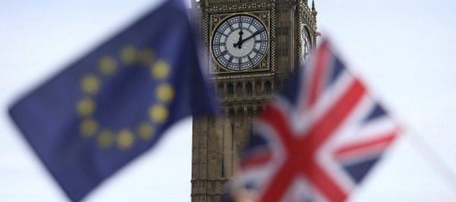 """ბრიტანეთმა """"ბრექსიტის"""" პროცედურა ოფიციალურად ჩაუშვა"""