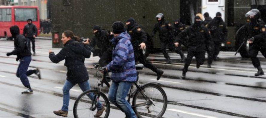 ევროკავშირმა ბელორუსს დაკავებული მოქალაქეების განთავისუფლებისკენ მოუწოდა