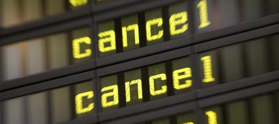 ბერლინის აეროპორტები 15 მარტამდე იფიცებიან