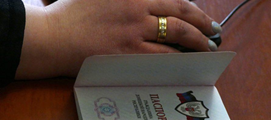 რუსეთმა თვითგამოცხადებული ლუგანსკისა და დონეცკის რესპუბლიკის პასპორტები უკრაინულს გაუთანაბრა