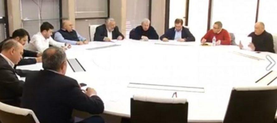 რუსული ანექსია ს – 9 პოლიტიკური პარტია საერთაშორისო საზოგადოებას მიმართავს