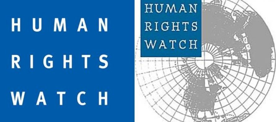 საქართველოში ნარკოპოლიტიკა დასჯაზეა ორიენტირებული -Human Rights Watch