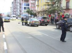 ავარიას ახალგაზრდა ქალი ემსხვერპლა