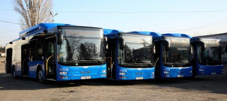 საზოგადოებრივი ტრანსპორტით გადაადგილება აღდგა
