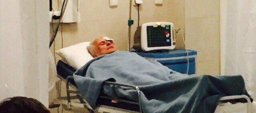 გელა ხვედელიძეს მეორე ოპერაცია გვიან ღამით ჩაუტარდა