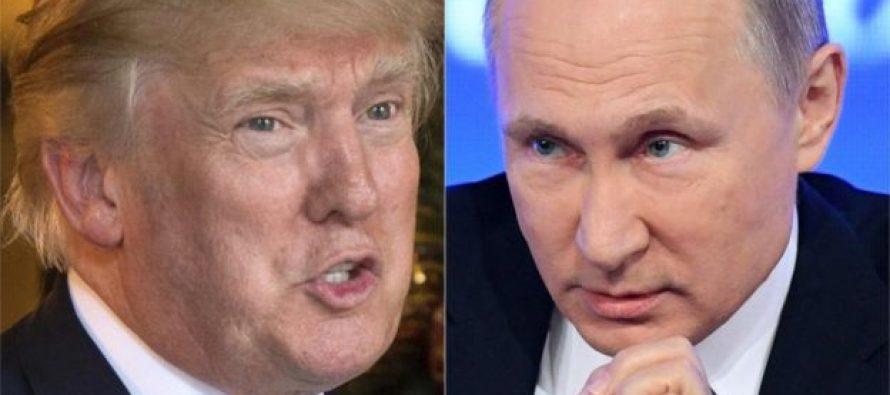 პუტინი: ტრამპის ამერიკას რუსეთი ნაკლებად ენდობა, ვიდრე ენდობოდა ობამასას