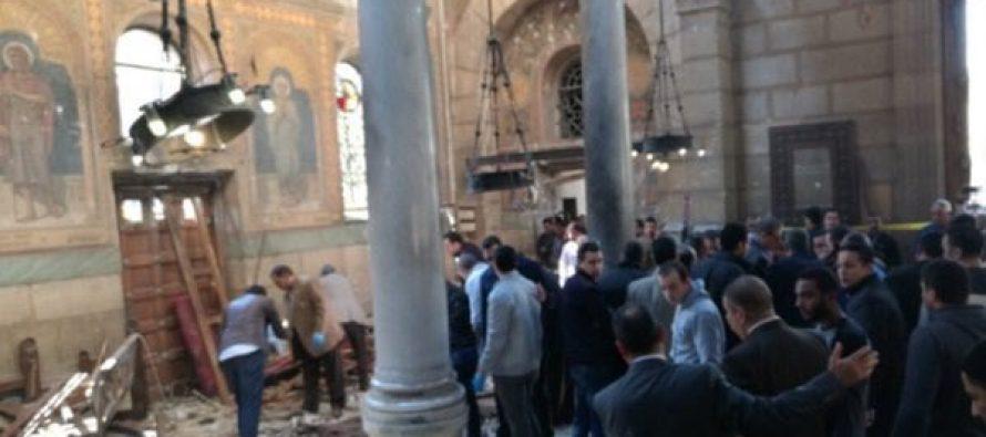 (video) ამჯერად ბომბი  ალექსანდრიაში, ქრისტიანულ ეკლესიასთან ამოქმედდა