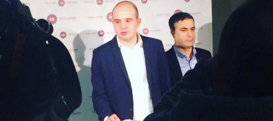 ირაკლი კიკნაველიძე მოძრაობა თავისუფლებისთვის – ევროპული საქართველოს ახალი სახე ხდება