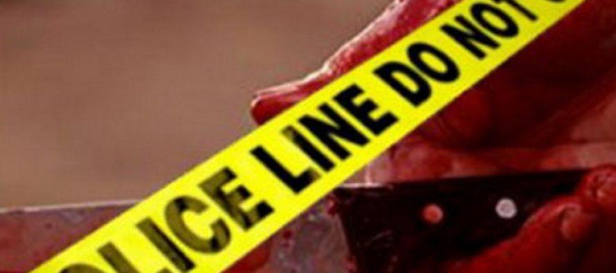 სოფელ თამარისში მამაკაცმა ცოლი დანით მოკლა