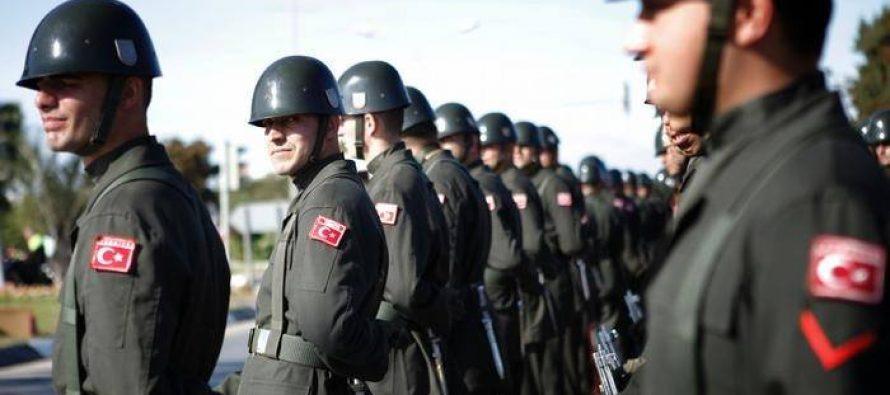 გერმანიამ პირველად – თურქ სამხედროებს თავშესაფარი მისცა