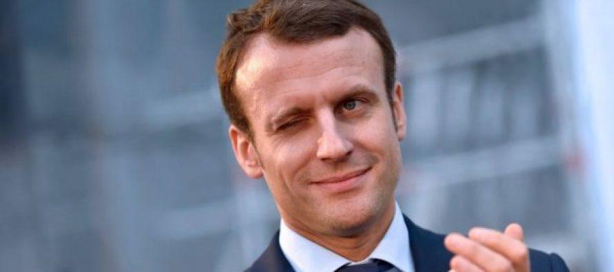 მაკრონმა პარიზში წიგნის სალონში რუსული სტენდის ნახვაზე უარი თქვა
