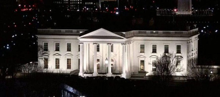 სპეცსამსახურებმა ,,თეთრი სახლის,, ბლოკირება მოახდინეს