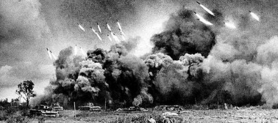 მეორე მსოფლიო ომის დასრულებიდან 75 წელი გავიდა