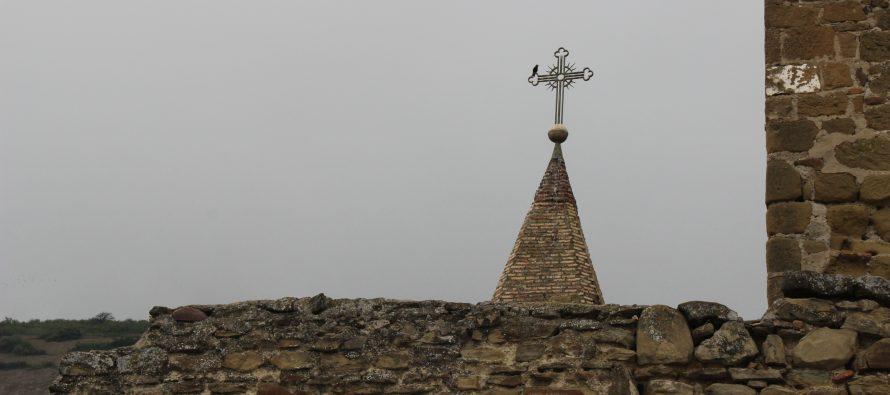 დავით გარეჯში უდაბნოს მონასტერთან მომლოცველებს აღარ უშვებენ