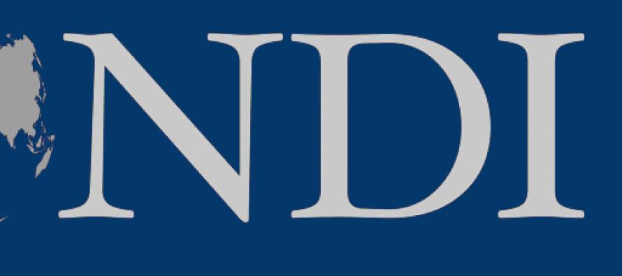 """მოსახლეობის 60% მთავრობის საქმიანობას """"ცუდად"""" აფასებას – NDI"""