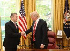 ჩემთვის პატივი იყო პრემიერ-მინისტრის, გიორგი კვირიკაშვილის თეთრ სახლში მასპინძლობა