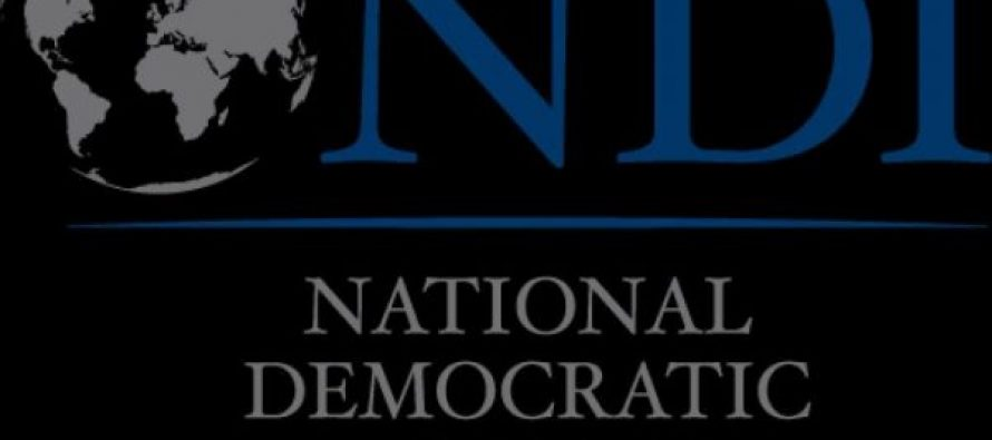NDI : 71 % ამბობს, რომ საარჩევნო უბანთან კოორდინატორები არ შეუნიშნავთ