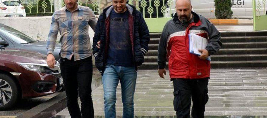 საქართველოს საზღვართან დაკავებულ თურქ პოლიციელს, ტერორიზმში ადანაშაულებენ