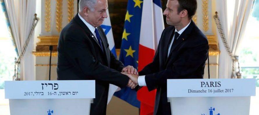 ისრაელი სირიაში სამშვიდობო შეთანხმების წინააღმდეგ გამოდის