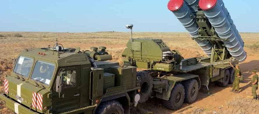 თურქეთი რუსეთისაგან  С-400 ტიპის რაკეტებს ყიდულობს