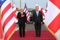 აშშ-ის ვიცე-პრეზიდენტი მაიკ პენსი საქართველოში(ფოტომასალა)