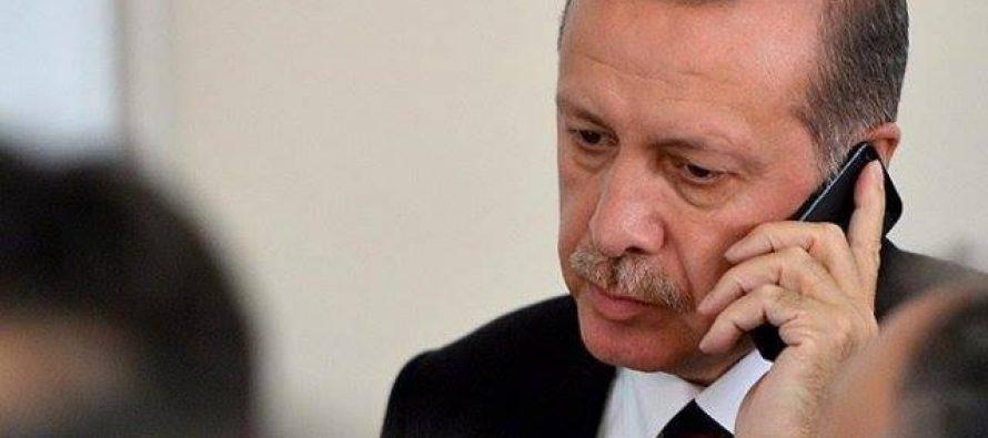 თურქეთში, ყველა მობილურ ტელეფონში ერდოღანი ალაპარაკდა (ვიდეო)
