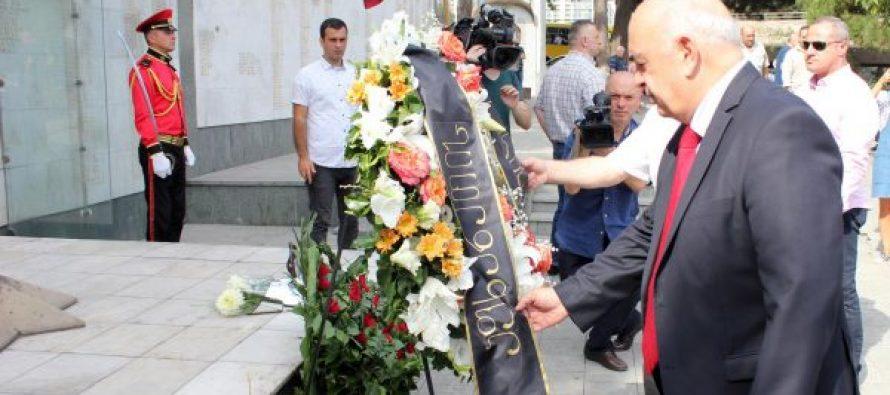 აფხაზეთში შეიარაღებული კონფლიქტის დაწყებიდან 25 წელი შესრულდა