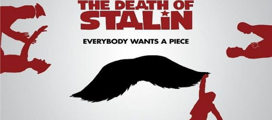 ახალი ბრიტანული კონოკომედია –  ,,სტალინის სიკვდილი,, (ვიდეო)