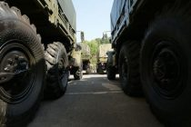 რუსეთმა აფხაზეთს სამხედრო ქონების ნაწილი გადასცა