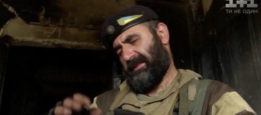 უკრაინაში მებრძოლი ,,გიურზა,, : ქართველები ვალში არასოდეს რჩებიან (ვიდეო)